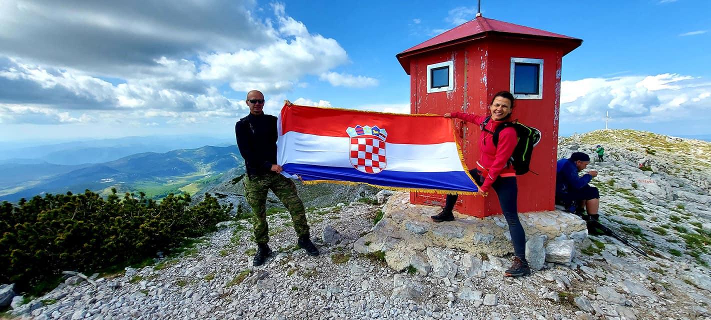 Na vrh Hrvatske preko ferate Dinaridi – Ošljak